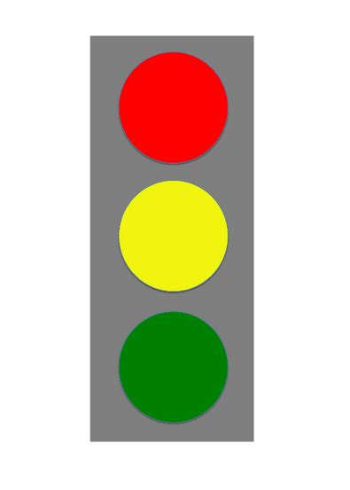Stoplight clipart printable. Traffic light clip art