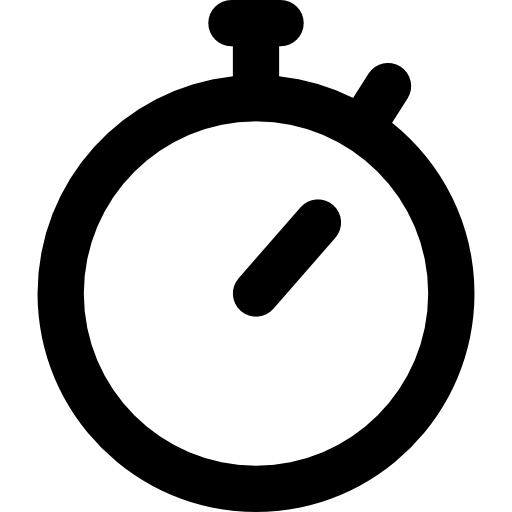 Stopwatch icon page png. Transparent timer background svg freeuse download