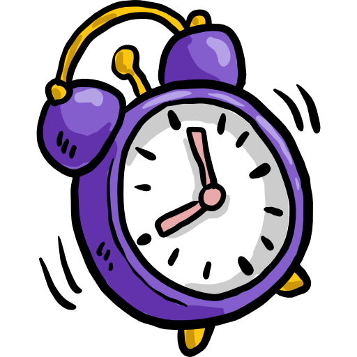 Transparent timer cartoon. Icon page png svg
