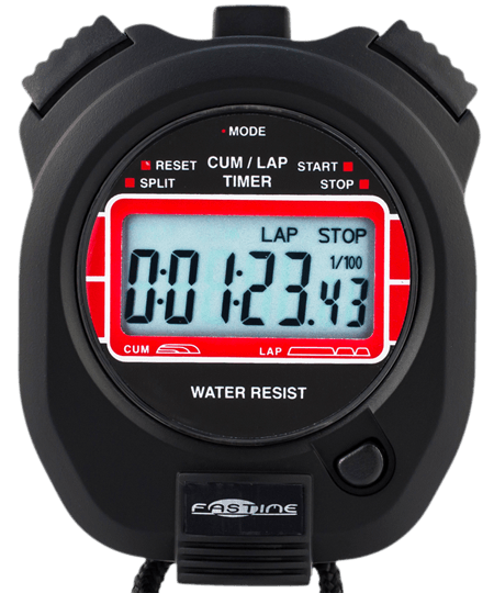 Stopwatch transparent racing. Motorcycle stopwatches professional quality