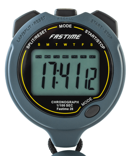 stopwatch transparent fastime