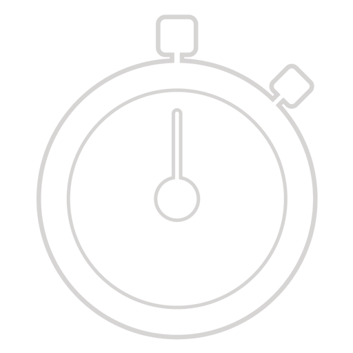 Stopwatch transparent white. Timer clock icon png
