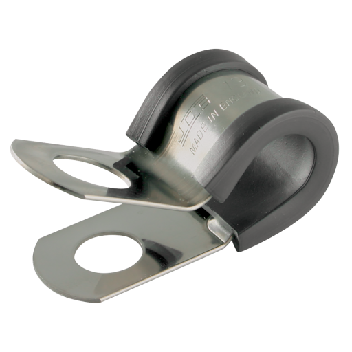 Storage clip stainless steel. High temperature liner