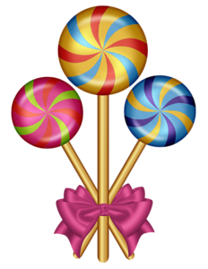 Shop vector candy store. Popsicle parade printables clipart