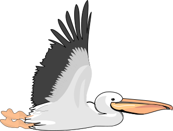 Stork vector clipart. Free cliparts download clip