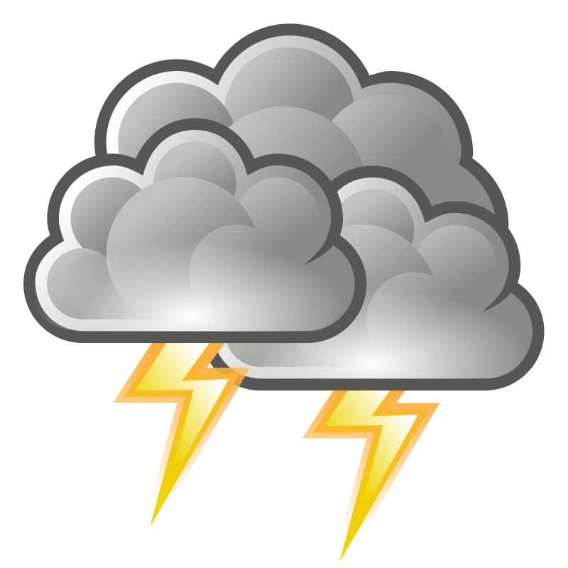 Weather clipart severe weather. Storm