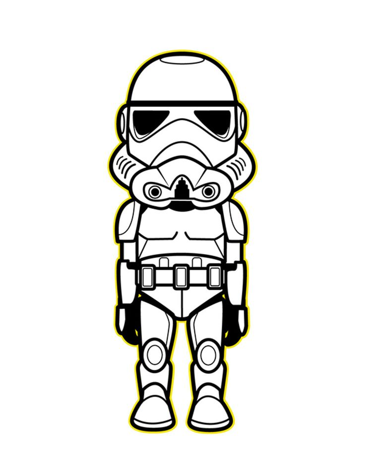 Stormtrooper clipart. Star wars at getdrawings