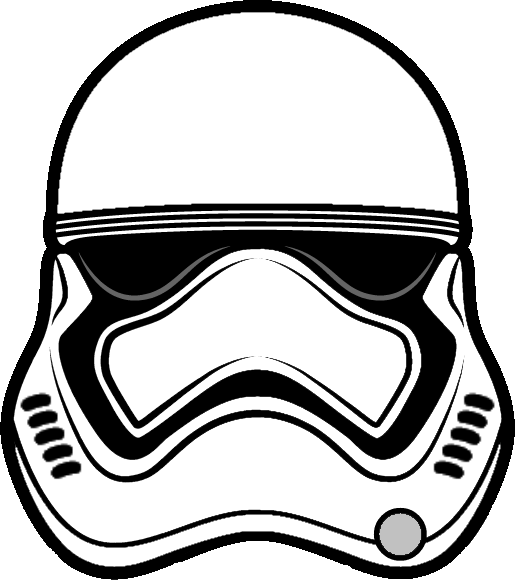 stormtrooper svg first order