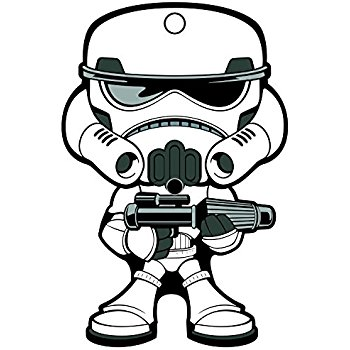 Stormtrooper clipart step by step. Line drawing at getdrawings