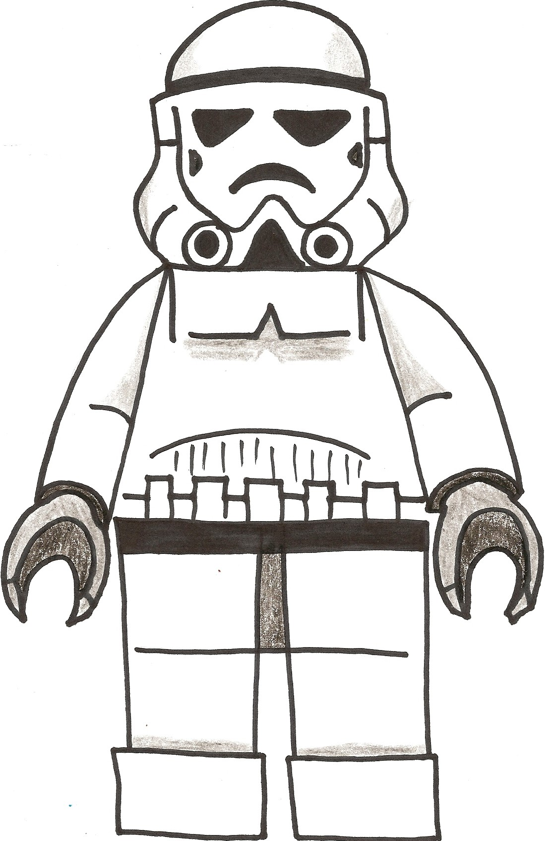 Stormtrooper Transparent & PNG Clipart Free Download - YAWD | 1696x1099