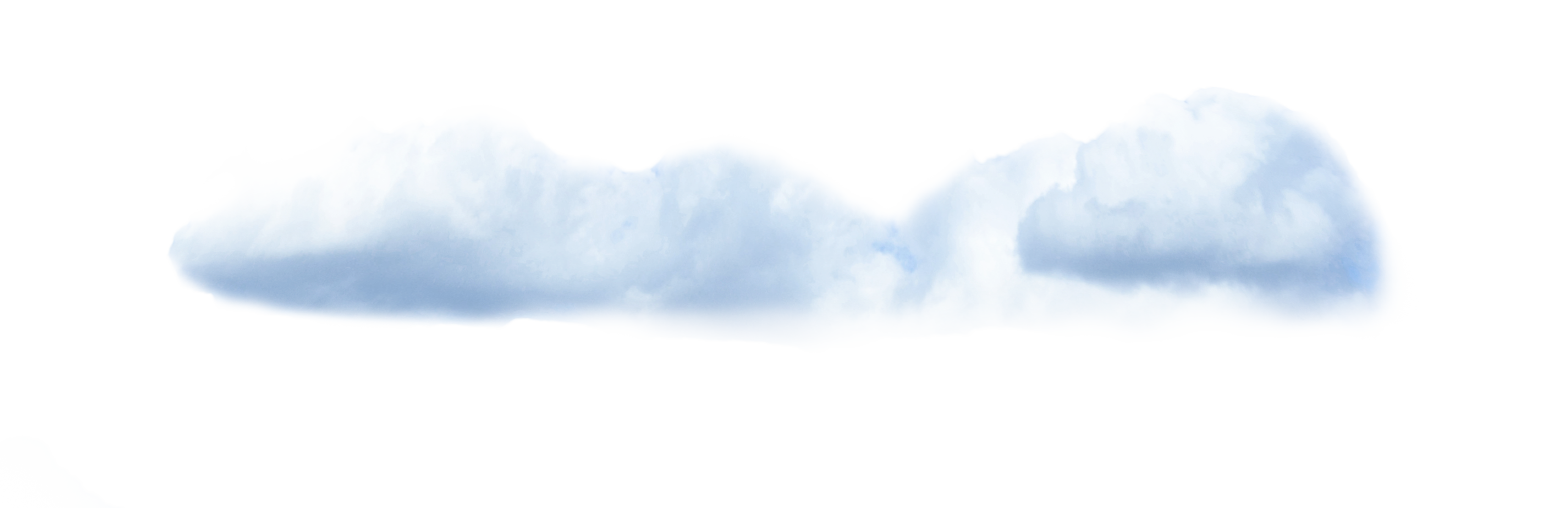 Stormy clouds png. Puffy flaoting cloud stock