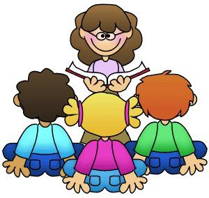Story clipart story hour. Kids peterborough town library