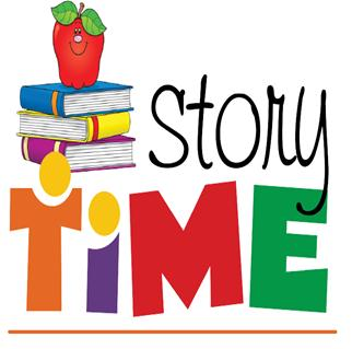 Story clipart story hour. Time with miss katie