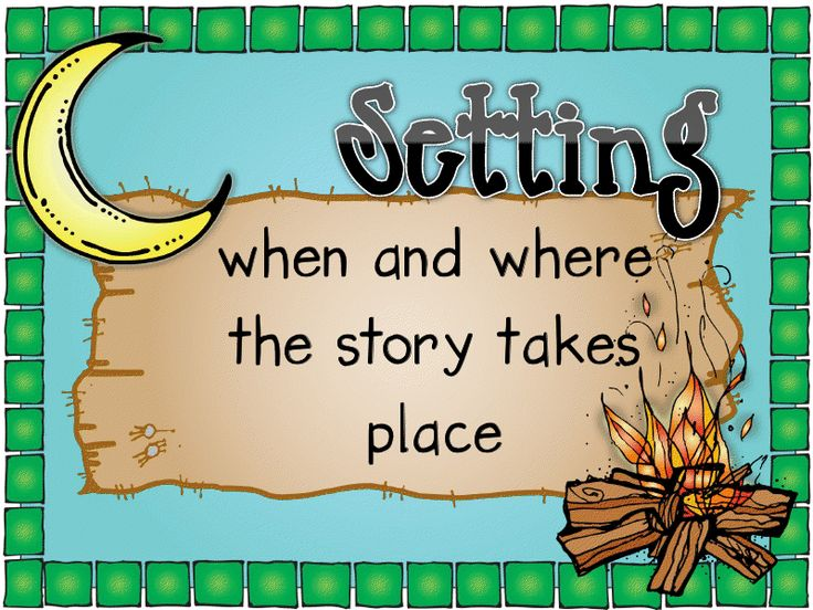 Story clipart story setting. Best elements images