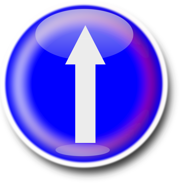 Straight clipart road way. Traffic sign one computer
