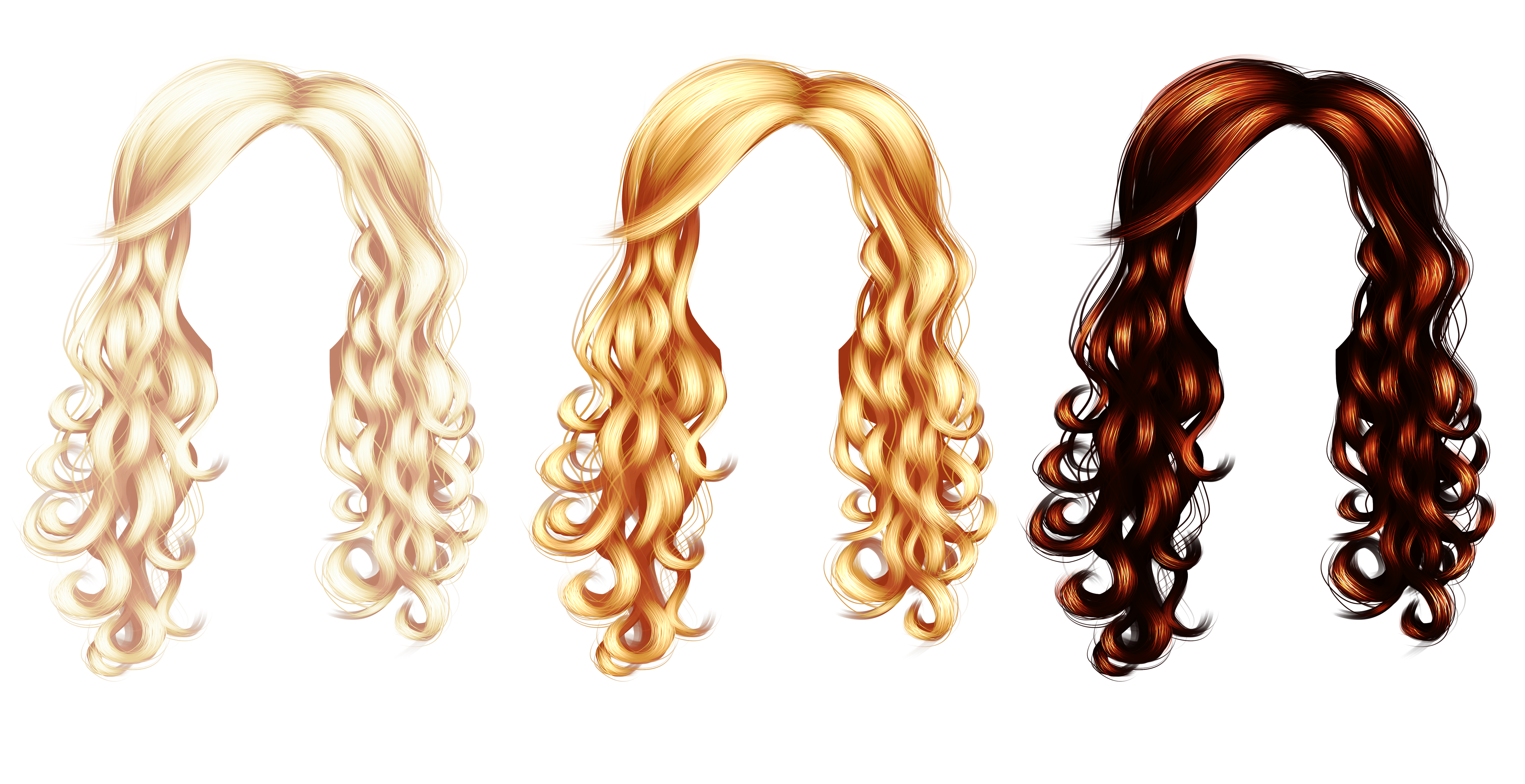 Strands of hair png. Favourites by galdimi on