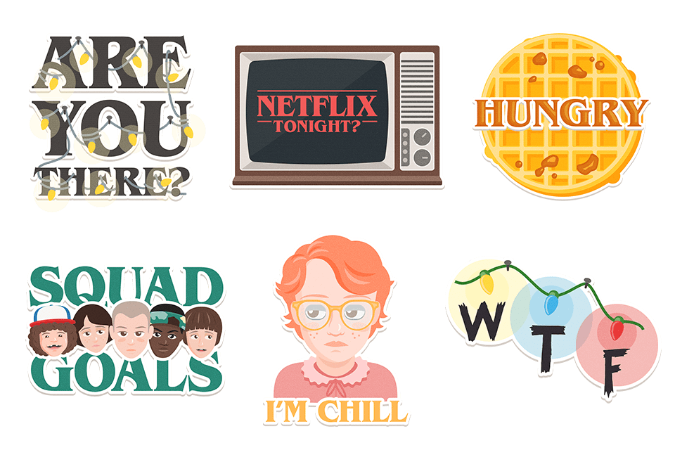 Stranger things clipart watercolor. Cliparts for free