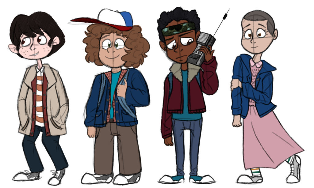 Stranger things clipart mike. Download images gallery for