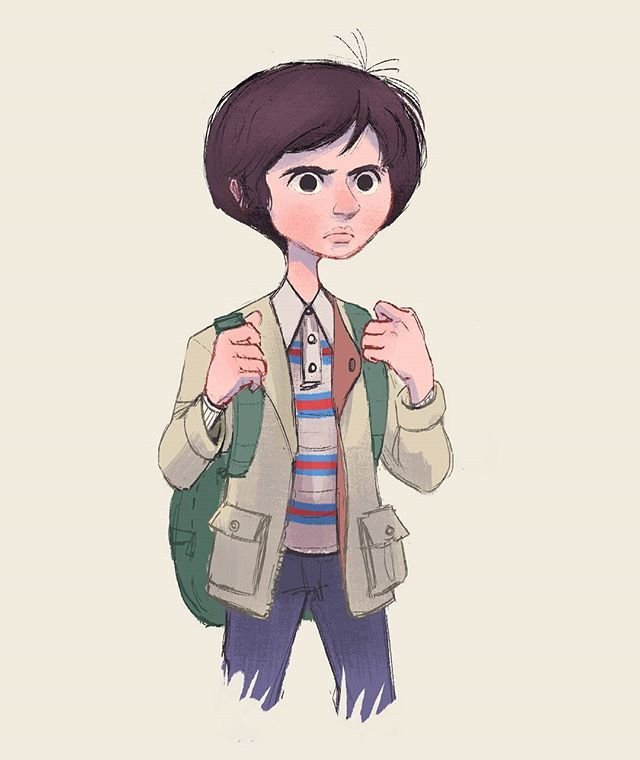 Stranger things clipart mike. Photos drawings drawing art