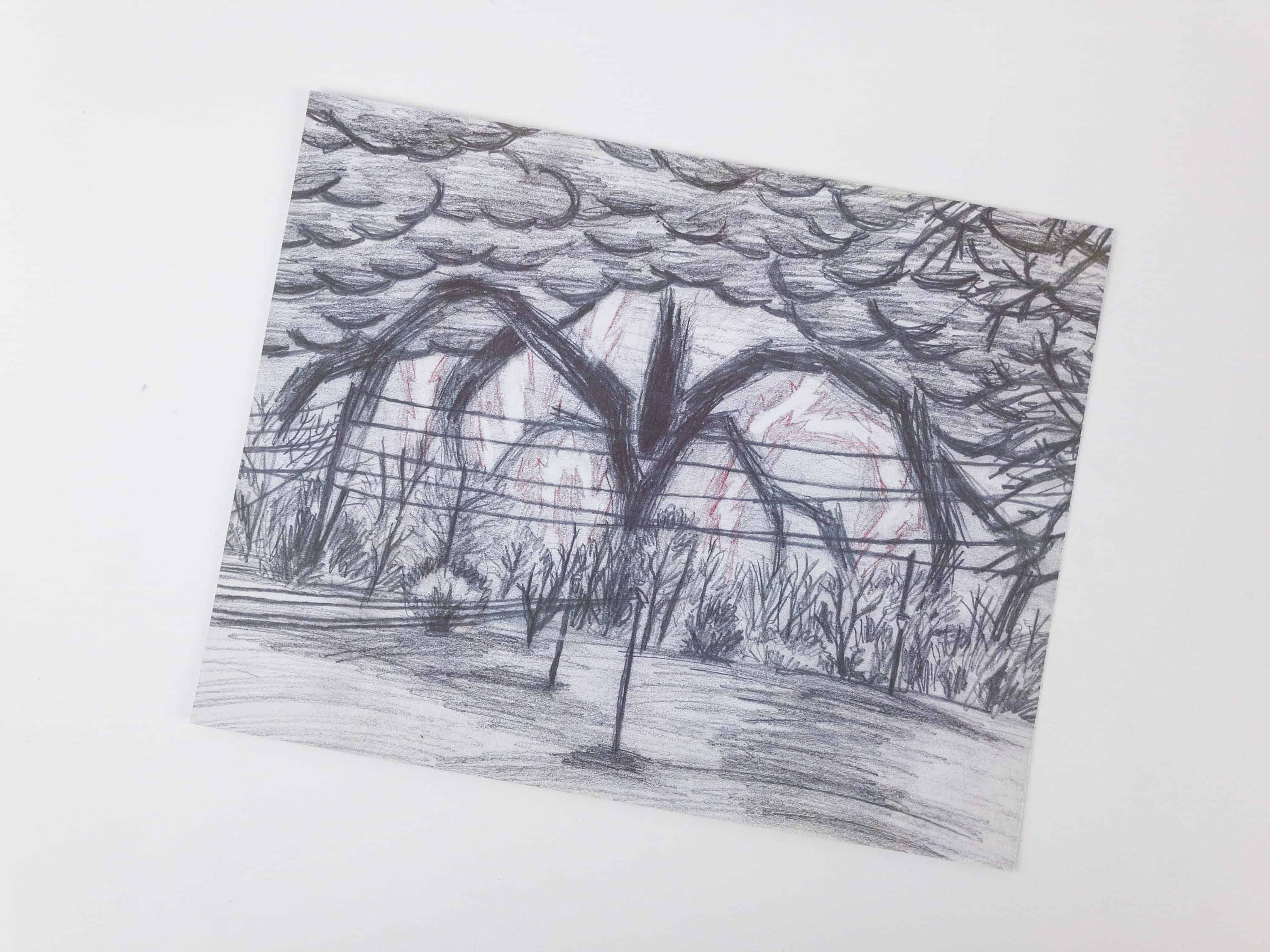 Stranger things clipart shadow monster. Pictures drawing art gallery