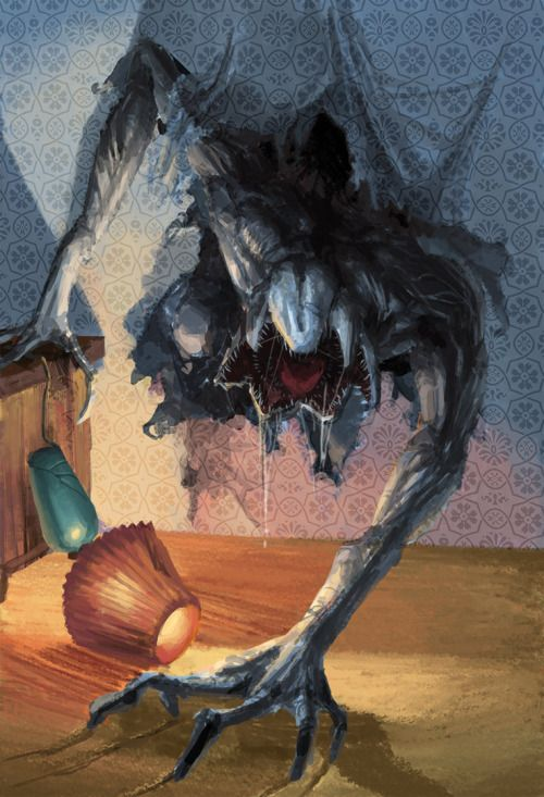 Stranger things clipart shadow monster. Best images on