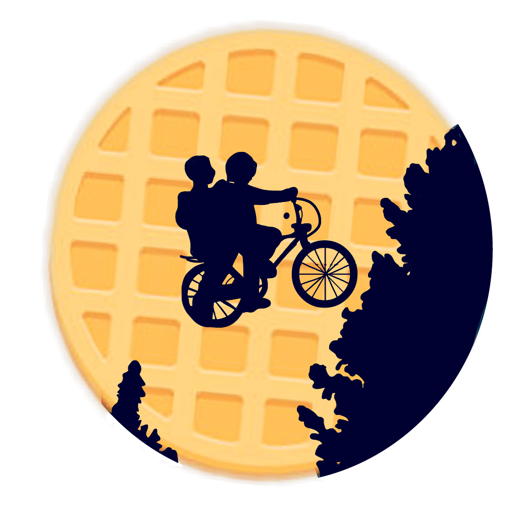 waffle clipart stranger thing