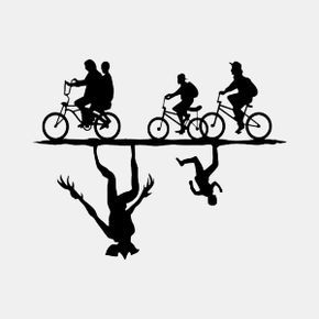 Stranger things clipart watercolor. Best art images