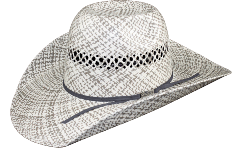 Straw cowboy hat png. American company gray ivory