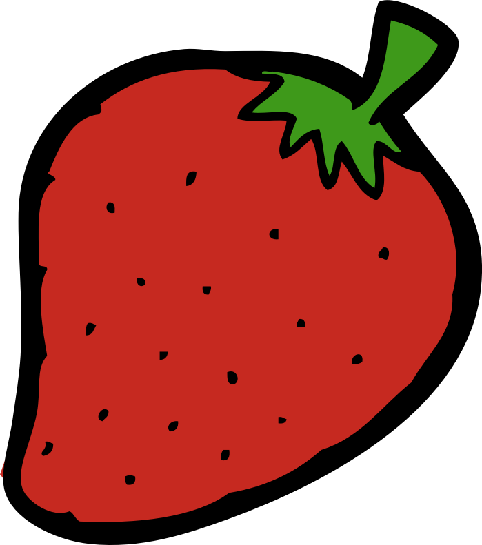 Strawberries clipart melonheadz. Strawberry medium image png