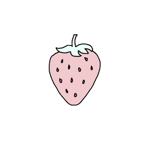 Strawberries clipart pastel. Strawberry shared by c