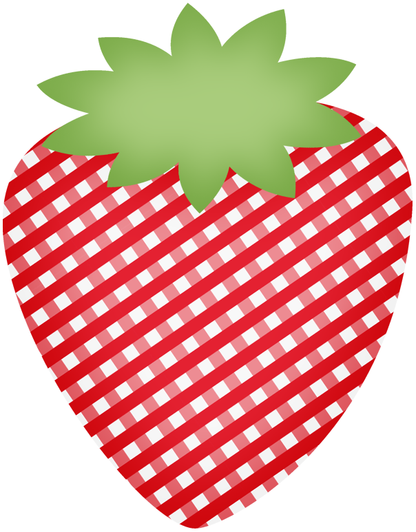 Strawberry clipart pink strawberry. Minus say hello fruit