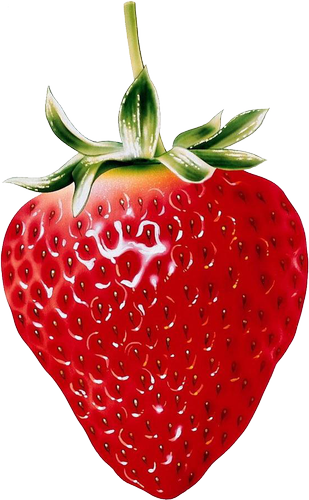 Strawberries clipart png. Natural strawberry gallery yopriceville
