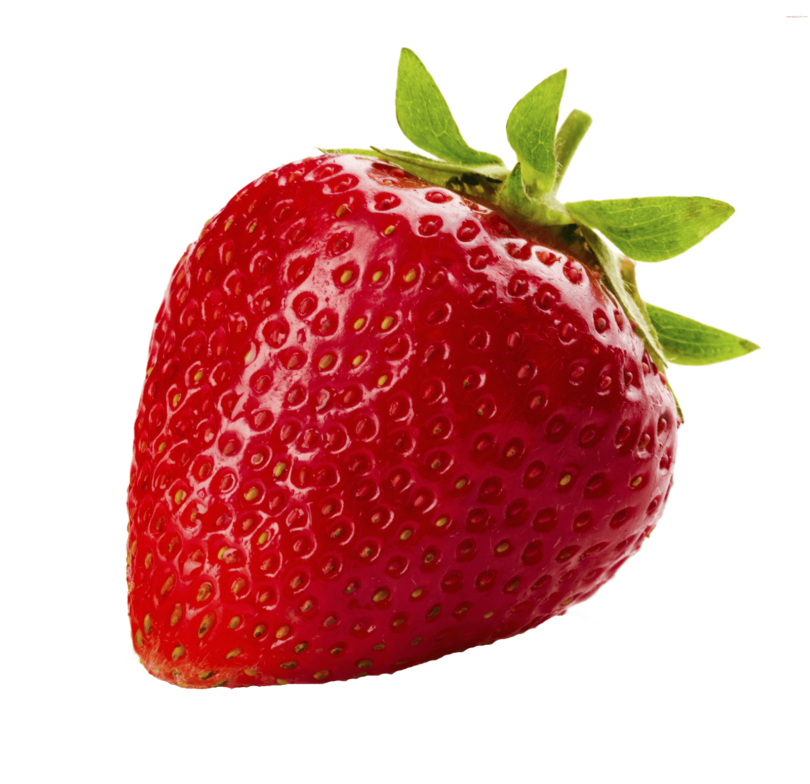 Strawberries png. Strawberry solo transparent stickpng