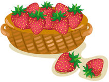 Strawberry clipart bowl. Basket of strawberries