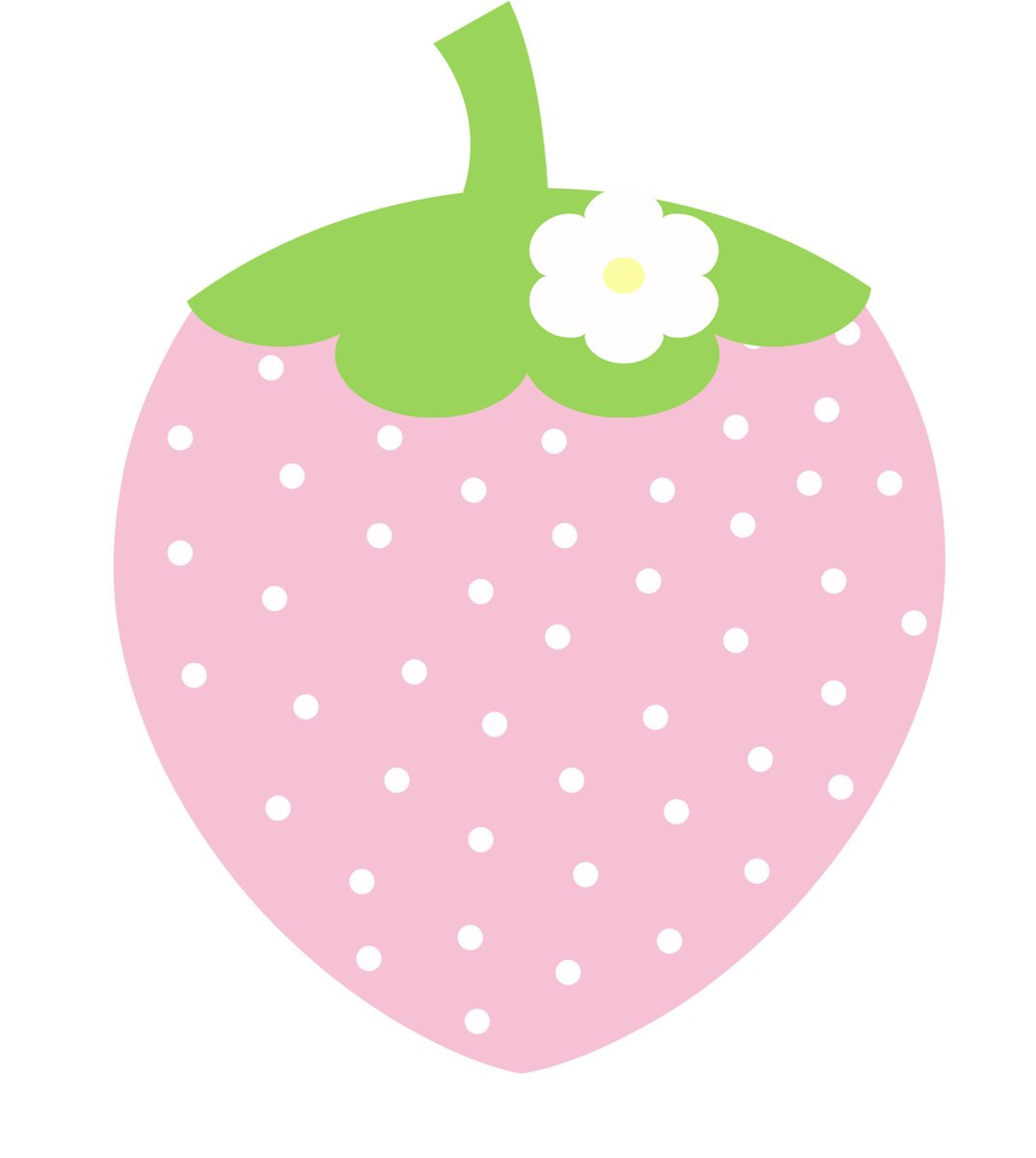 Strawberry clipart pink strawberry. Quiltcake