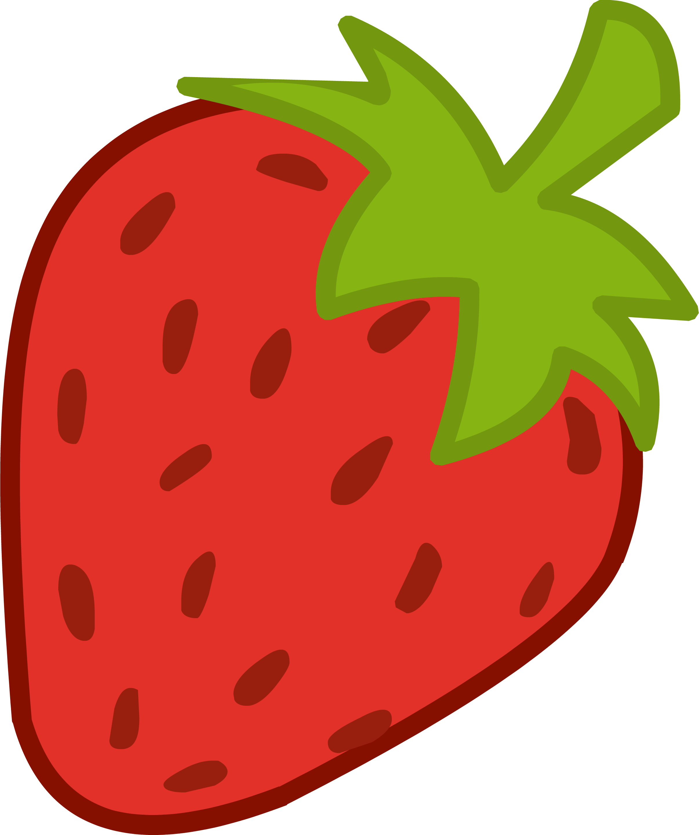 Strawberries clipart png. Strawberry shortcake free clip