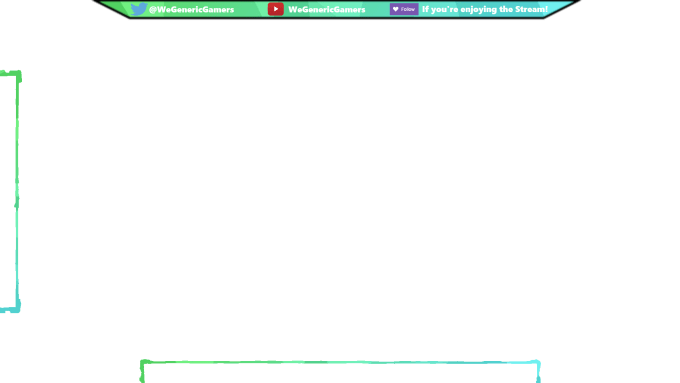 Stream overlay png. Make you a professional
