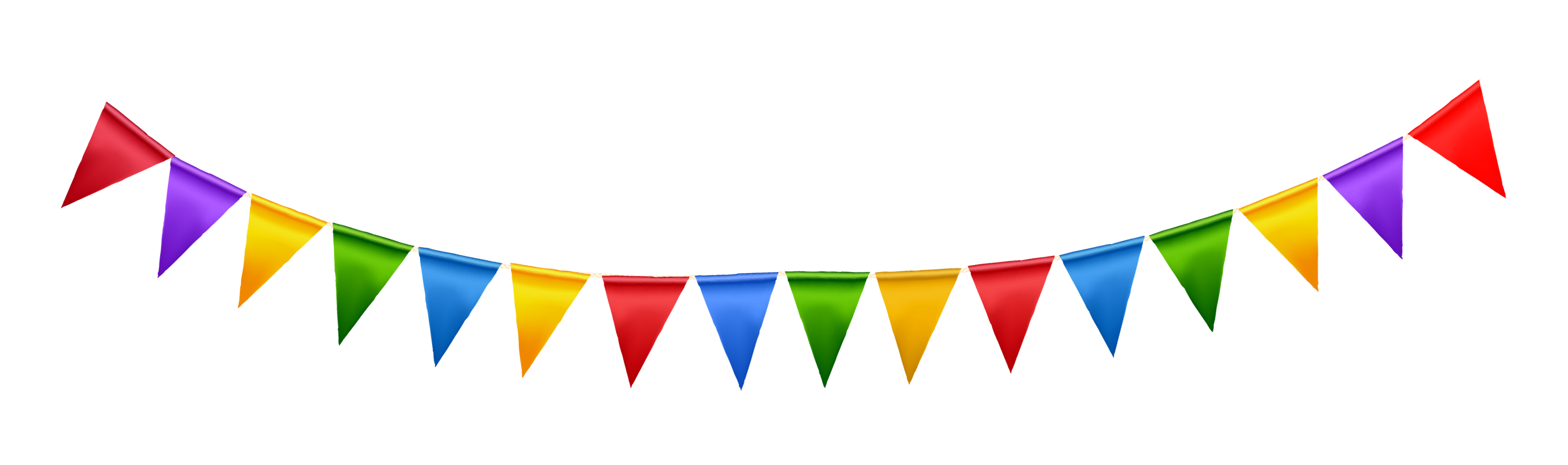 Streamers clipart birthday party. Streamer transparent png gallery