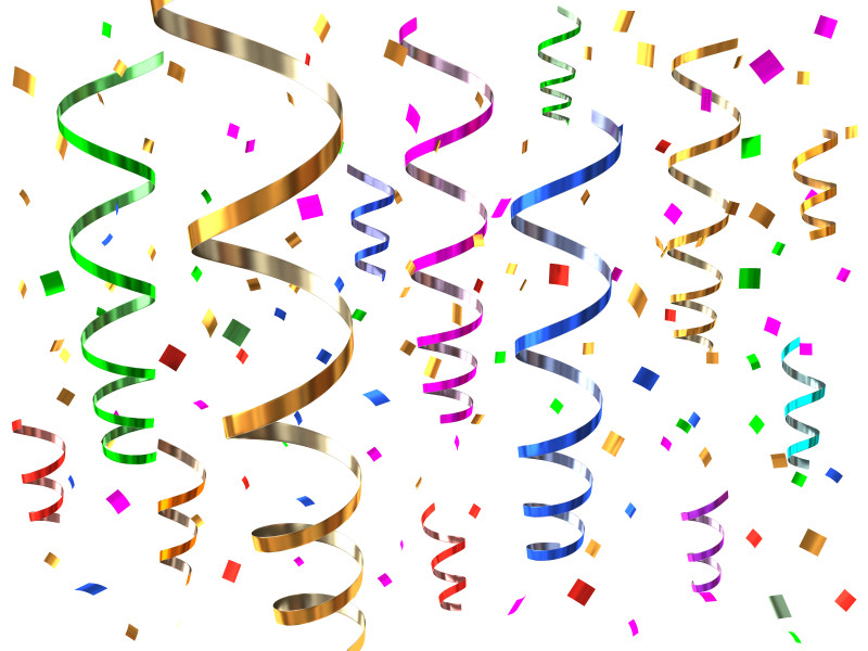 Streamers clipart frame. Group mesh how to