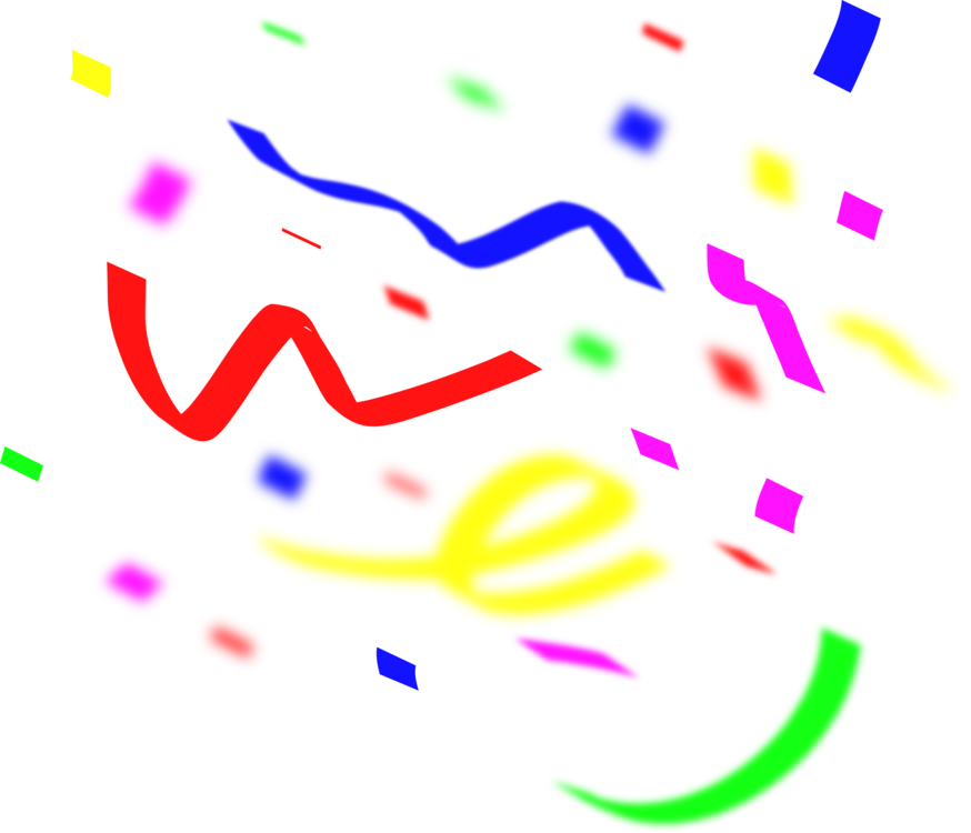 Streamers vector new year. T shirt confetti party