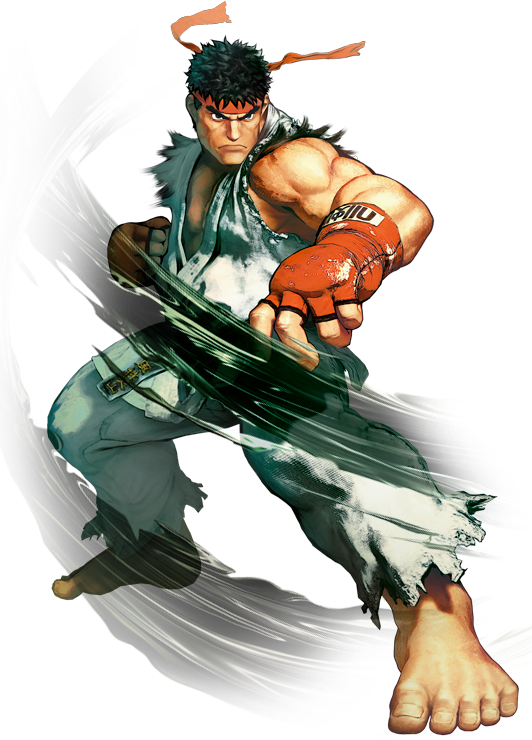 street fighter v png