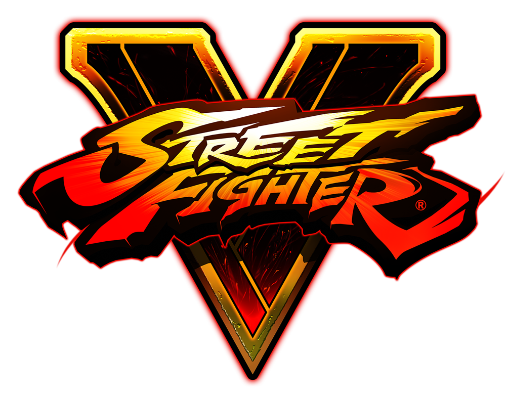 Street fighter 4 logo png. Image sfv capcom database