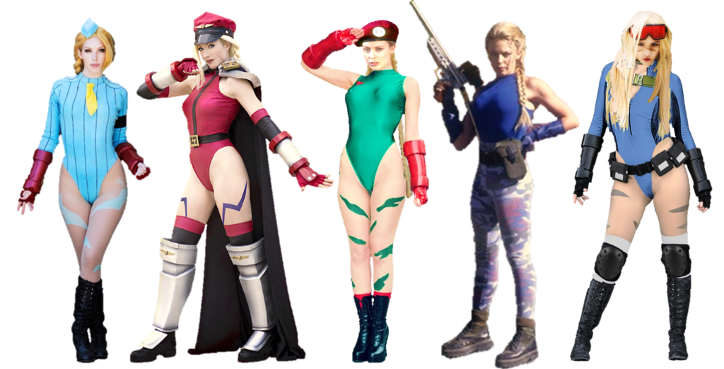 Street fighter transparent png. Cammy white background by