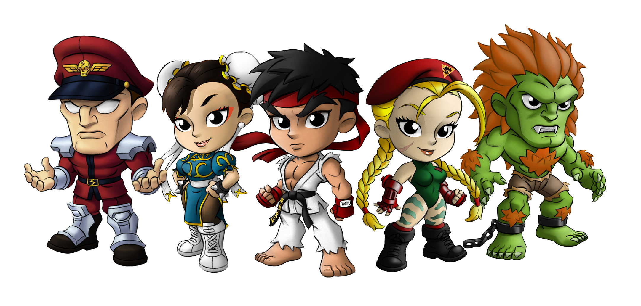 Street fighter ko png. Collectibles announced by cryptozoic