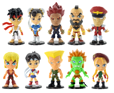 Street fighter ko png. Cryptozoic and capcom will