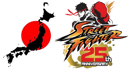 Street fighter ko png. Japan and los angeles
