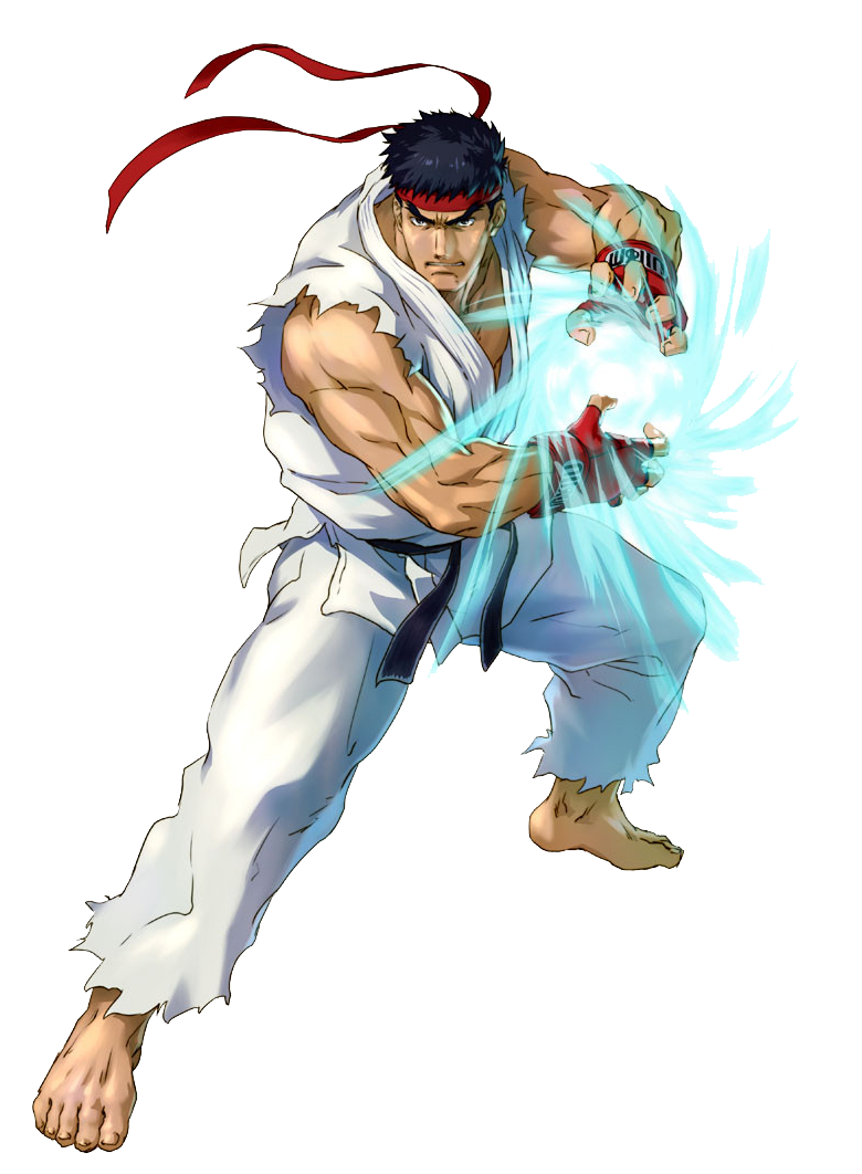 Street fighter ryu png. Image mart fighters pinterest
