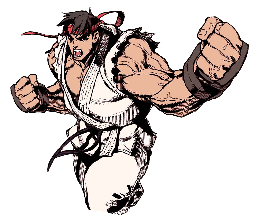 Street fighter transparent png. Ii image mart