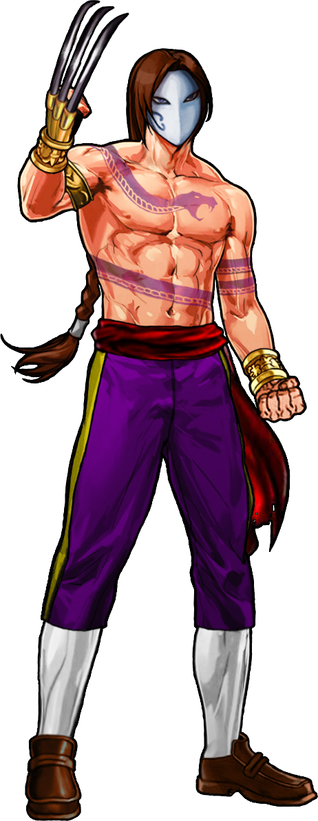 Street fighter vega png. By hipstersakazaki on deviantart