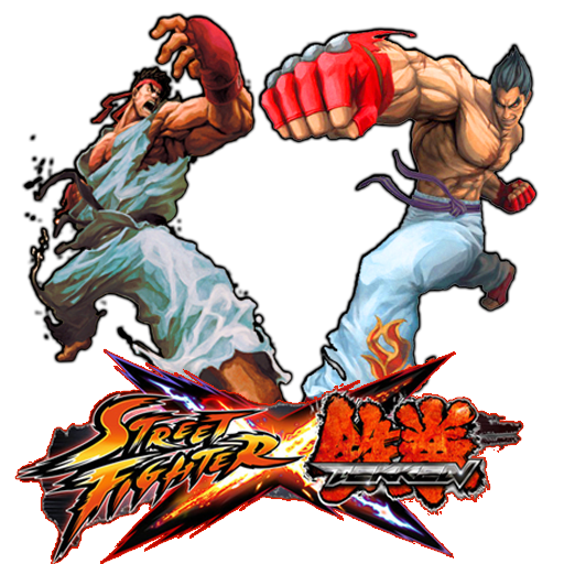 Street fighter x png. Tekken icon v by